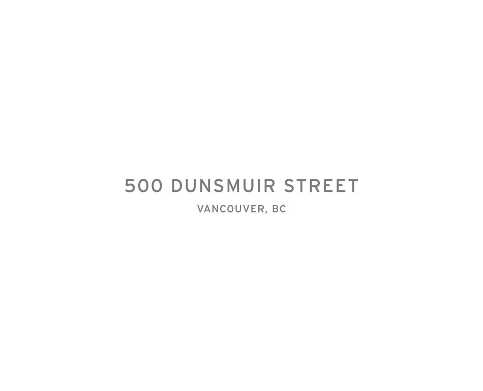 500 Dunsmuir Street