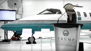 Trump LAS & Rolls Royce announcement