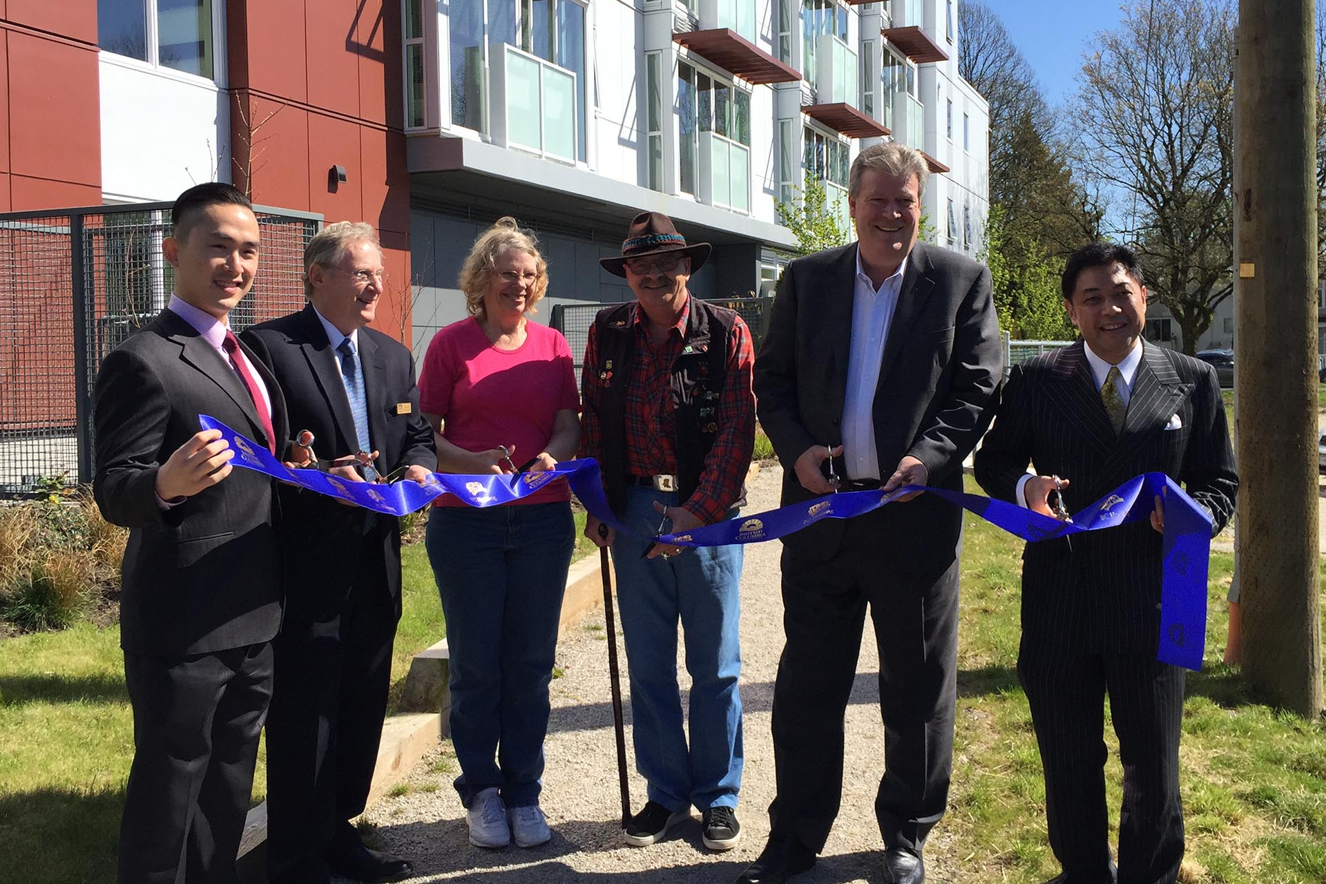 Seniors housing opens at Little Mountain